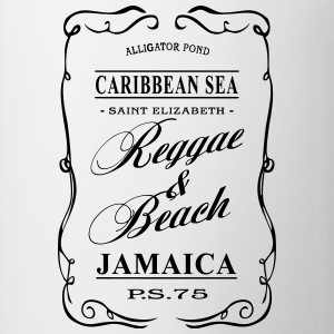 Jamaica - Reggae & Beach Tanks - Coffee/Tea Mug