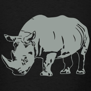 Rhino - Safari Long Sleeve Shirts - Men's T-Shirt