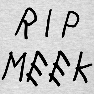 RIP MEEK Long Sleeve Shirts - Men's T-Shirt
