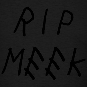 RIP MEEK Hoodies - Men's T-Shirt