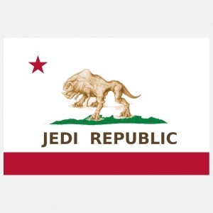Jedi Republic Mug - Men's Premium T-Shirt