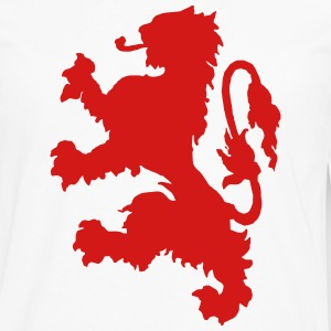 Scottish Lion - Men's Premium Long Sleeve T-Shirt