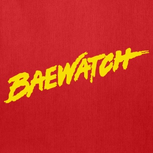 Baewatch T-shirt - Tote Bag