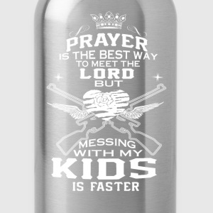 Messing with my Kids - Water Bottle