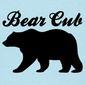 Bear Cub - Men's T-Shirt