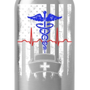 American Nurse - Water Bottle