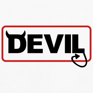 Devil Caps - Men's Premium Long Sleeve T-Shirt