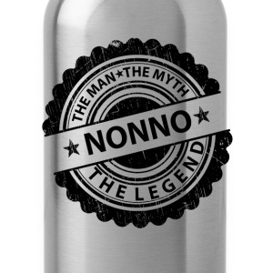 Nonno-The Man The Myth The Legend  Baby & Toddler Shirts - Water Bottle