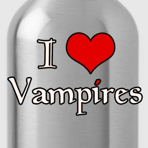 I love Vampires - Water Bottle