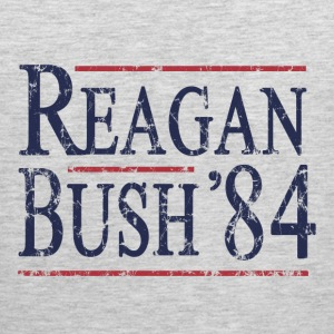 Retro Reagan Bush '84 Election - Men's Premium Tank