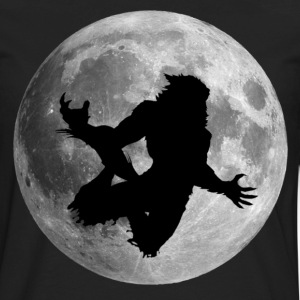 Werewolf Moon - Men's Premium Long Sleeve T-Shirt