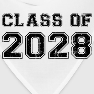 Class Of 2028 Kids' Shirts - Bandana
