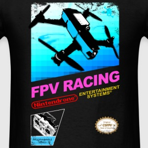 Real Video Game Long Sleeve Shirts - Men's T-Shirt
