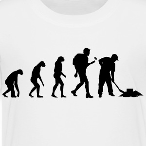 Evolution geocaching Kids' Shirts - Toddler Premium T-Shirt