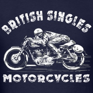 british rider Long Sleeve Shirts - Men's T-Shirt