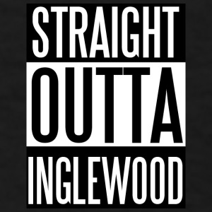 Straight Outta Inglewood! - Men's T-Shirt
