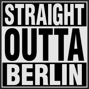 Straight Outta BERLIN Baby & Toddler Shirts - Men's Premium Long Sleeve T-Shirt