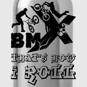 BMX Rider - Water Bottle