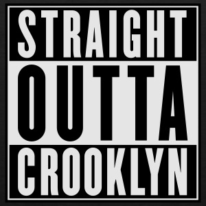 STRAIGHT OUTTA CROOKLYN Baby & Toddler Shirts - Men's Premium Tank