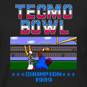 Tecmo Bowl Champion - Men's Premium Long Sleeve T-Shirt