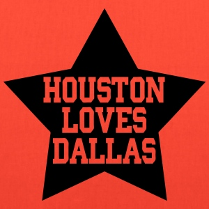 Houston Loves Dallas T-Shirts - Tote Bag