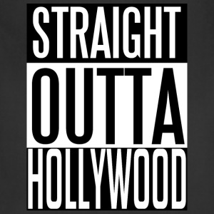 Straight Outta Hollywood T-Shirts - Adjustable Apron