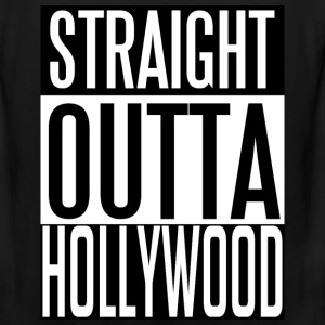 Straight Outta Hollywood T-Shirts - Men's Premium Tank