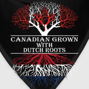 Canadian Grown With Dutch Roots - Bandana