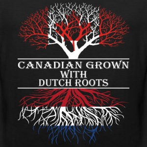 Canadian Grown With Dutch Roots - Men's Premium Tank