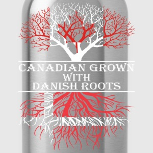 Canadian Grown With Danish Roots - Water Bottle