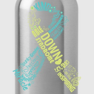 Down Syndrome - Water Bottle