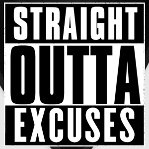 STRAIGHT OUTTA EXCUSES T-Shirts - Bandana