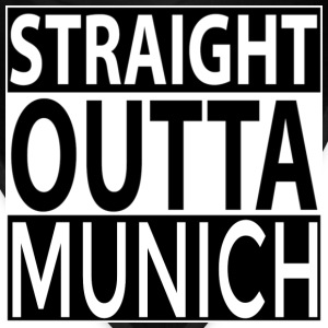 Straight Outta MUNICH Bags & backpacks - Bandana