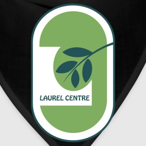 Laurel Centre Mall Logo T-Shirts - Bandana