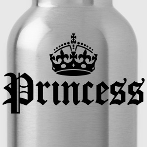 Princess Tanks - Water Bottle
