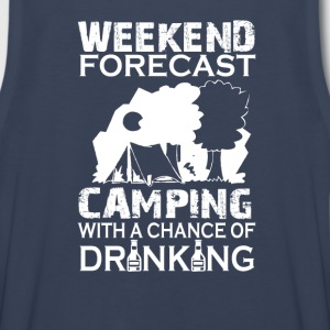WEEKEND FORECAST CAMPING ... - Men's Premium Tank