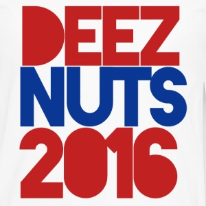 DEEZ NUTS 2016 #deeznuts - Men's Premium Long Sleeve T-Shirt