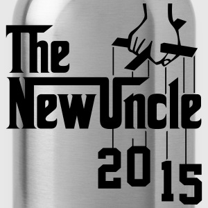 The New Uncle T-Shirts - Water Bottle