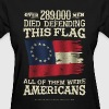Confederate Casualties Women's T-Shirts - Women's T-Shirt