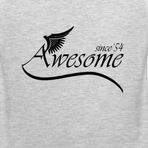 Awesome SINCE 1953 T-Shirts - Men's Premium Tank