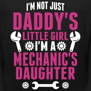 Not Just Daddy Little Girl Im A Mechanic Daughter - Men's Premium Tank