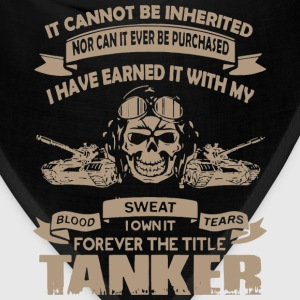 Tanker T-shirts, Shirts and Custom Tanker Clothing - Bandana
