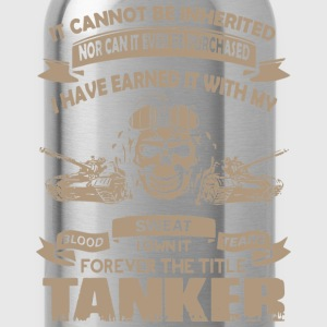 Tanker T-shirts, Shirts and Custom Tanker Clothing - Water Bottle