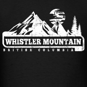 Whistler Mountain Long Sleeve Shirts - Men's T-Shirt