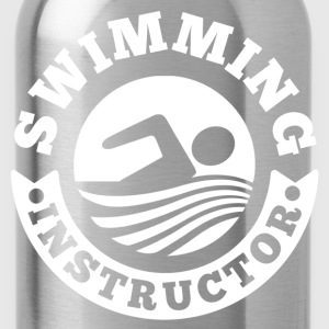 Swimming Instructor T-Shirts - Water Bottle
