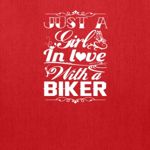 In love with a Biker - Tote Bag