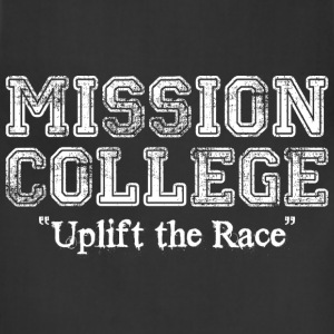 Mission College Uplift The Race - Adjustable Apron