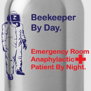 Beekeeper by day. - Water Bottle