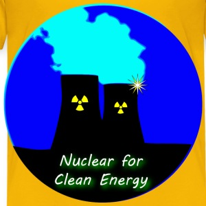 Squeaky Clean Nuclear Power - Toddler Premium T-Shirt