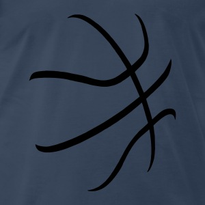 basketball Tanks - Men's Premium T-Shirt